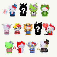 Hello Kitty® Time to Shine Vinyl mini-series Kidrobot