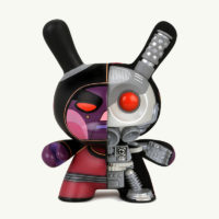VOID Mecha Half Ray Dunny by Dirty Robot- Destroy