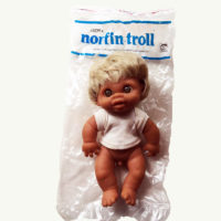 Norfin Baby Boy Troll Doll