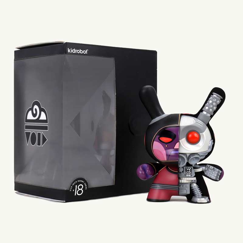 dunny and box void