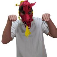Dragon Mask Fun