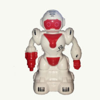 F2 Future Robot Friction Toy
