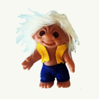 Norfin Boy Troll Dam Doll