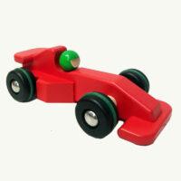 Bajo Red Wood Racer