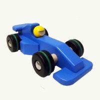 Bajo Blue Wood Racer