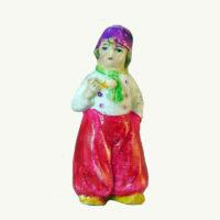 Vintage German Dutch Boy Penny Doll