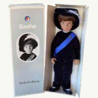 Prince Gregor Sasha Doll