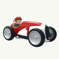 Baghera Red Racing Car