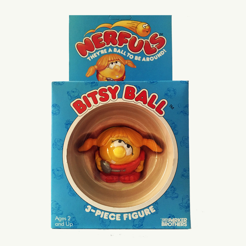 Bitsy Ball Nerful