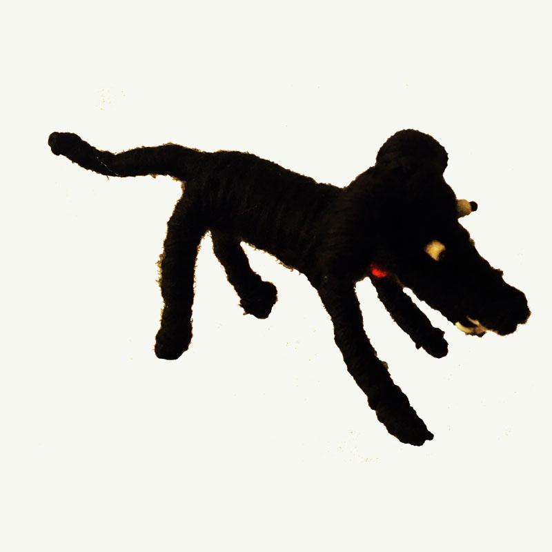 Black Dog by Mary Rowe