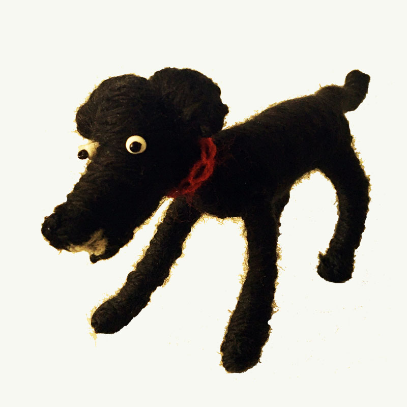 Black Dog by Mary Rowe