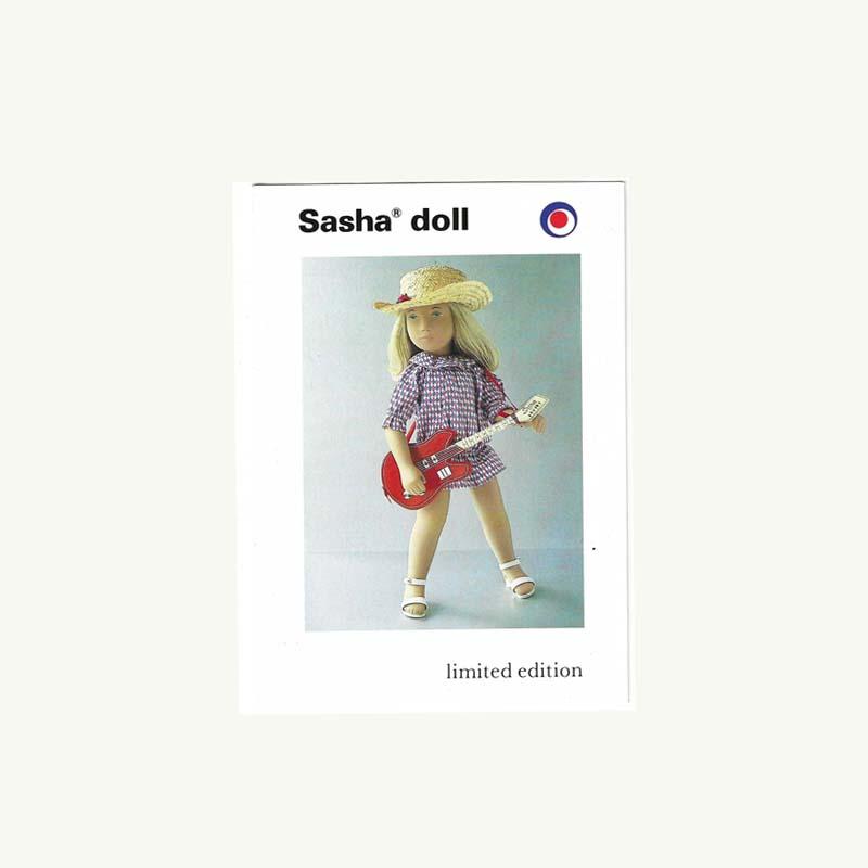 SAsha Harlequin Leaflet