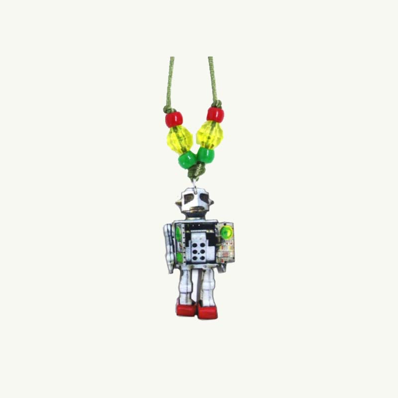 Robot Necklace