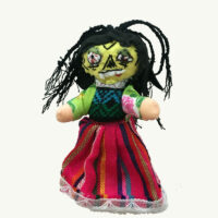 Zombie Mexican Doll