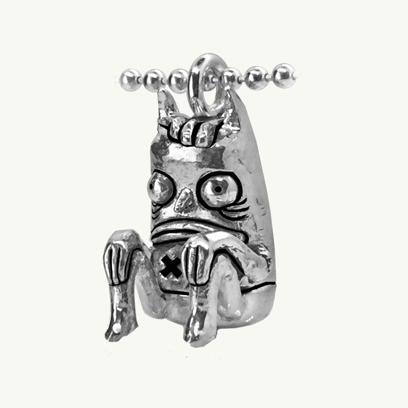 Demon Bitch Monster Jewelry by Oscar Ayotzintli