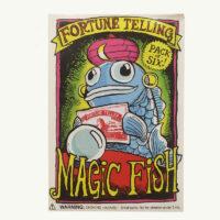 Fortune Telling Magic Fish
