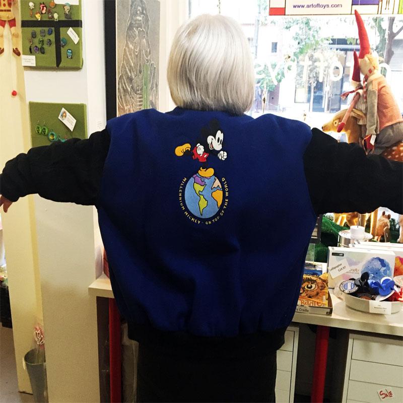 2000 Disney jacket
