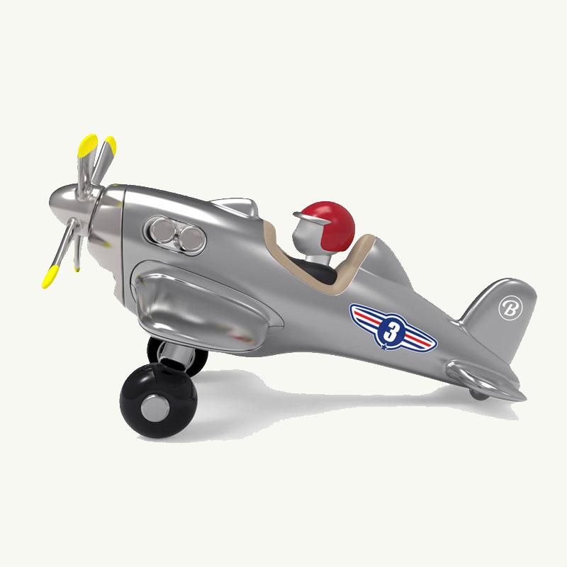 Silver Baghera Plane