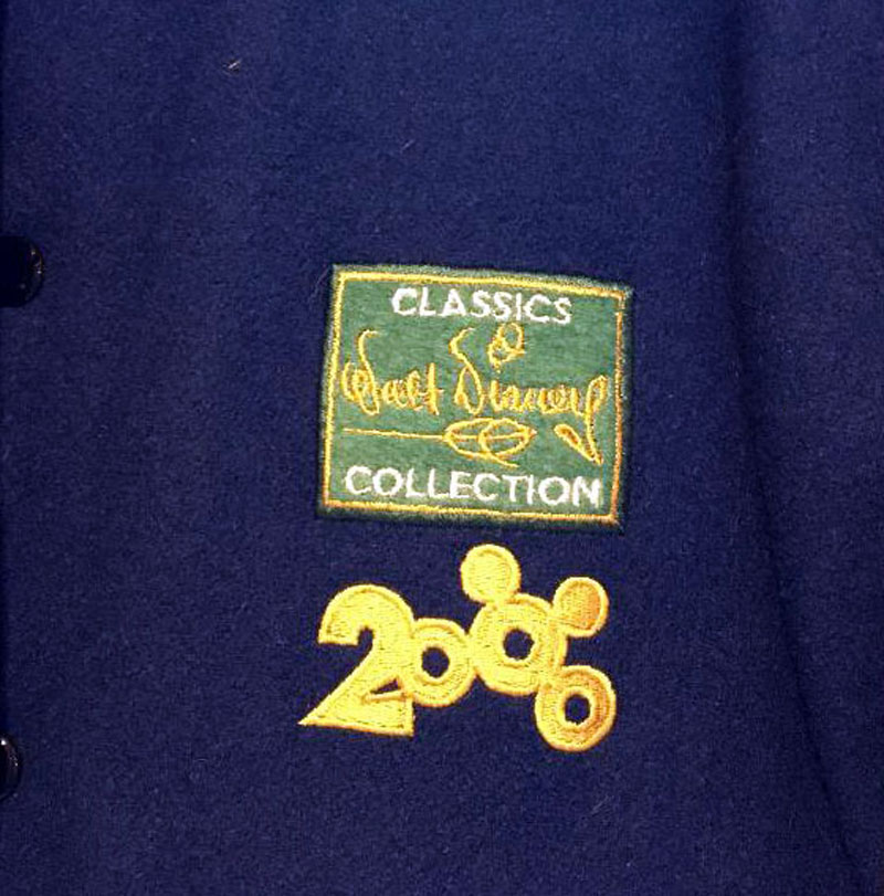 Disney Jacket Front