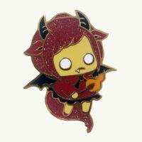 dragon pin by julie okahara