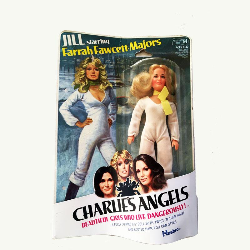 celebrity toy Farrah Fawcett-Majors Hasbro Doll
