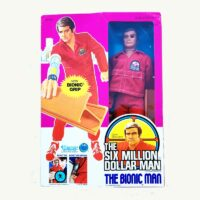 six million dollar man tv doll