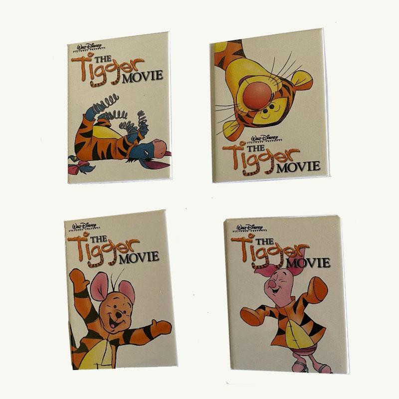 The Tigger Movie Pins