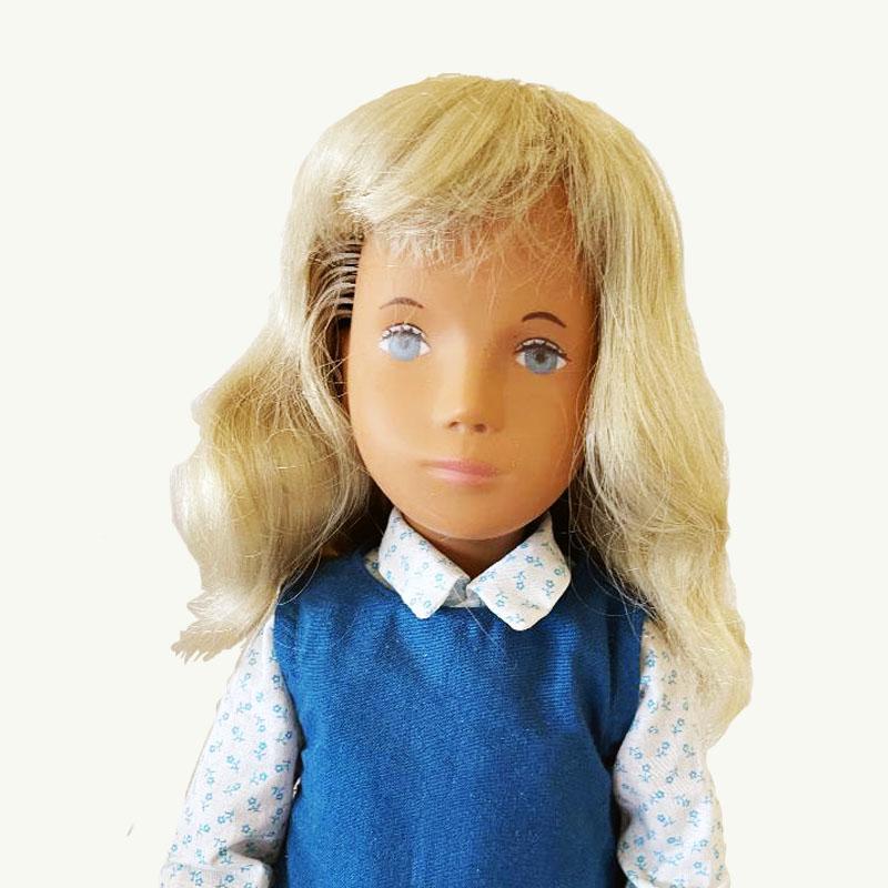 115s Sasha Blonde Tunic 1985