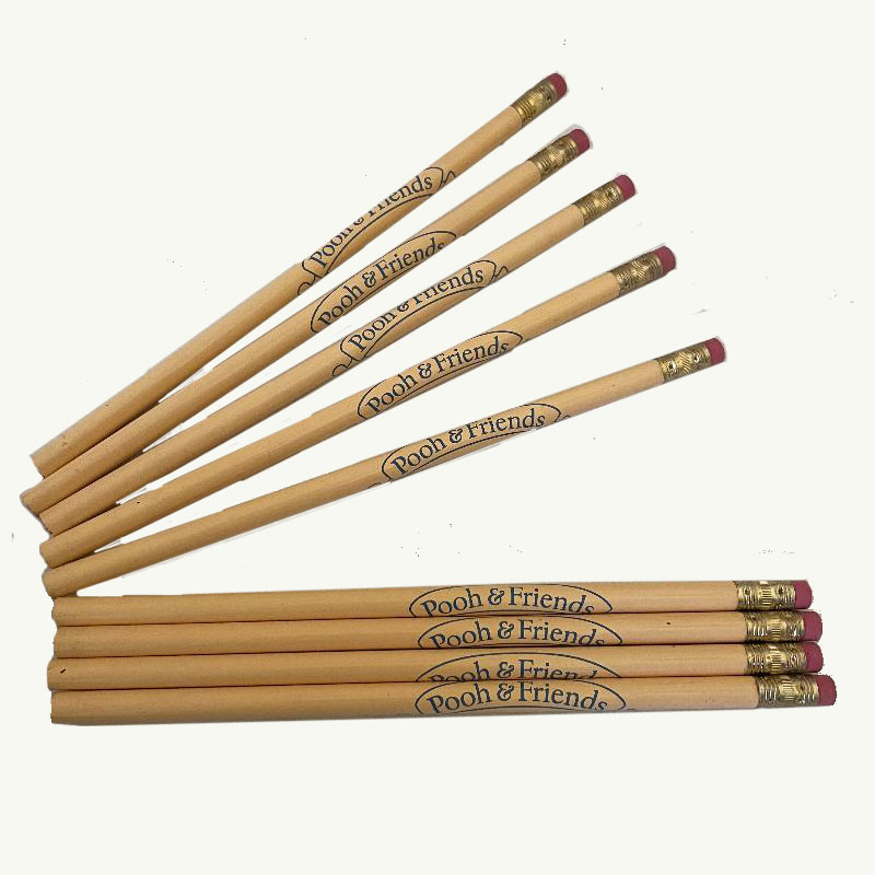 Pooh and Friends Pencils premium