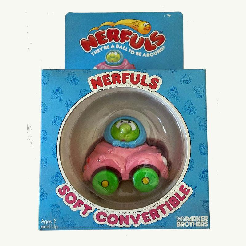 Soft Convertible Nerful