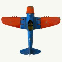 Hubley Fighter Plane