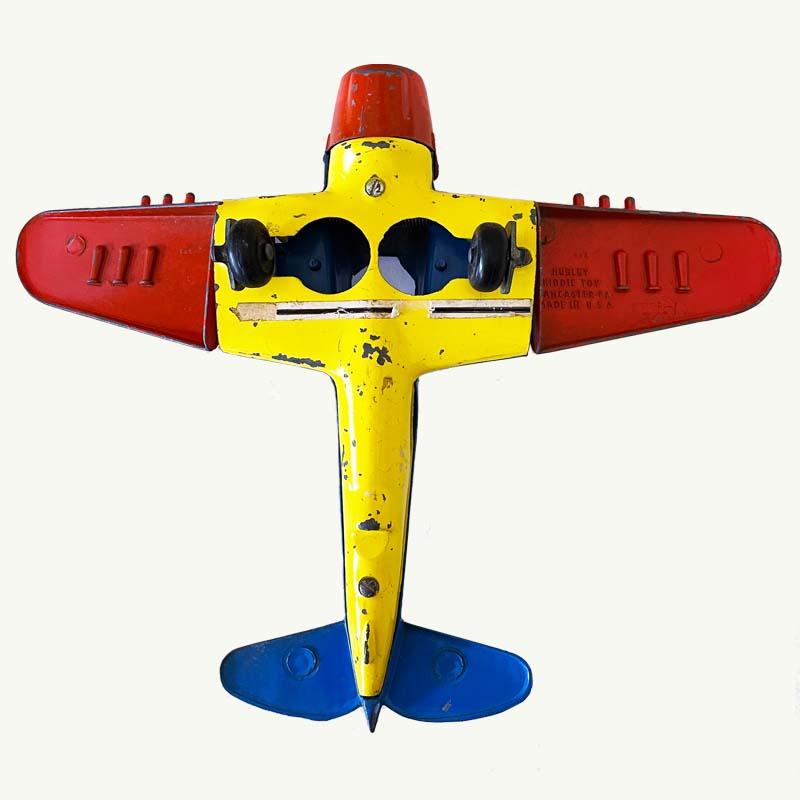 Hubley Navy Fighter bottom