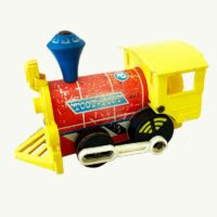 Toot Toot Fisher Price Train 1964
