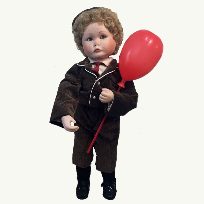 Yolanda Bello Le Balloon Rouge